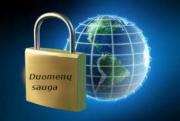 Duomenų sauga